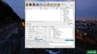 MediaCoder 4 Convertir une vidéo pour l'importer dans Live Movie Maker