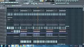 Baauer - Yaow! Remake Fruity Loops /DLL+FLP