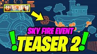Fortnite Season 8 Teaser 2 LEAKED (Operation Sky Fire Event)