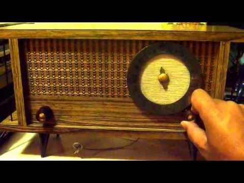 radio antigua zenith