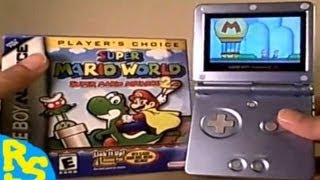 TheReviewSpace Super Mario World: Super Mario Advance 2 Review (GBA)