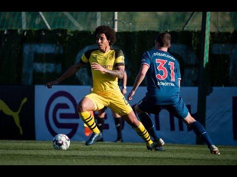 Borussia Dortmund - Fortuna Düsseldorf | Das erste Testspiel 2019 | Re-LIVE