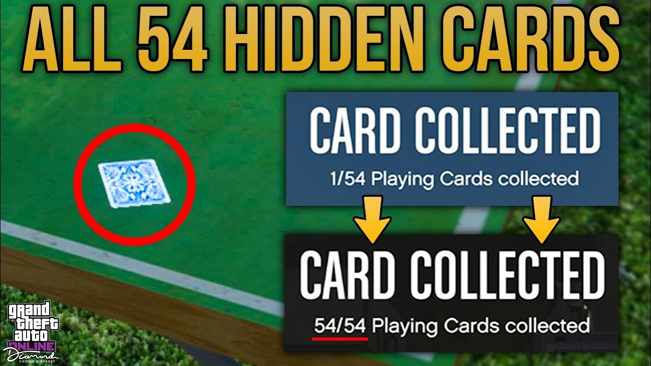 Gta Online Casino Karten Finden