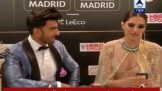 IIFA 2016: Ranveer Singh wins Best Actor award for Bajirao Mastani, Deepika wins Best Actr