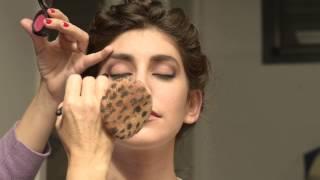 Maquillaje romántico de novias en Sevilla Mar Martínez