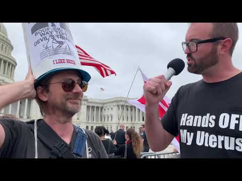 Jesse Kelly - Jesse Kelly undercover at the Kavanaugh protests