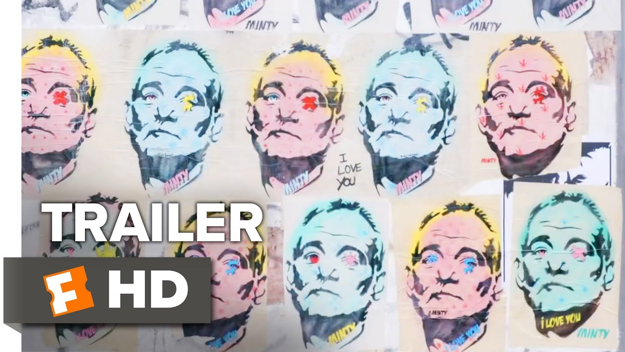 The Bill Murray Stories: Life Lessons Learned From a Mythical Man Trailer #1 | Movieclips Indie
