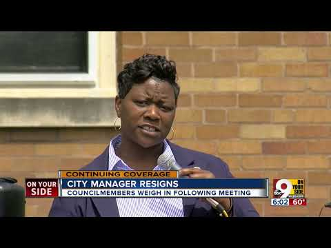 City manager resigns: Complete wrapup of day's drama at CIncinnati City Hall