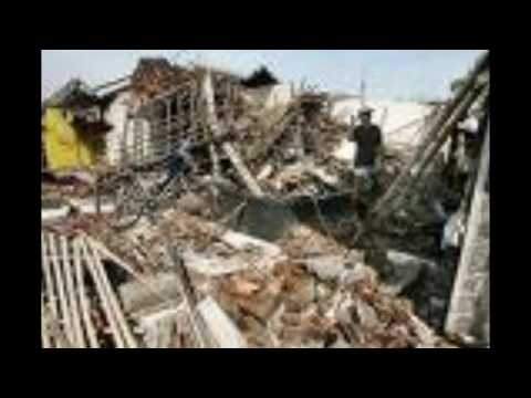 [HD] Indonesia Earthquake