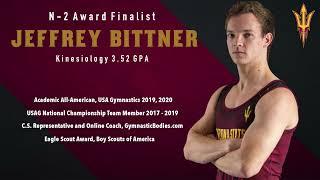 Jeffrey Bittner 2021 N2 Award Nominee