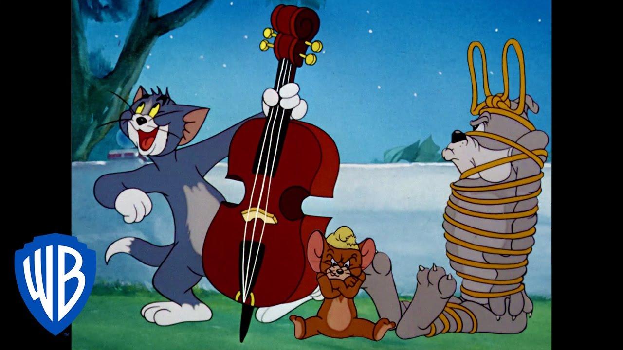 Tom et Jerry en Français | Tu es toujours mon bébé, bébé | WB Kids