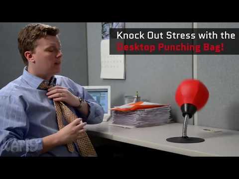 stress-relief-desk-punch-bag- -oneboxinghub