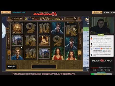 Видео Игровой автомат azino777 com