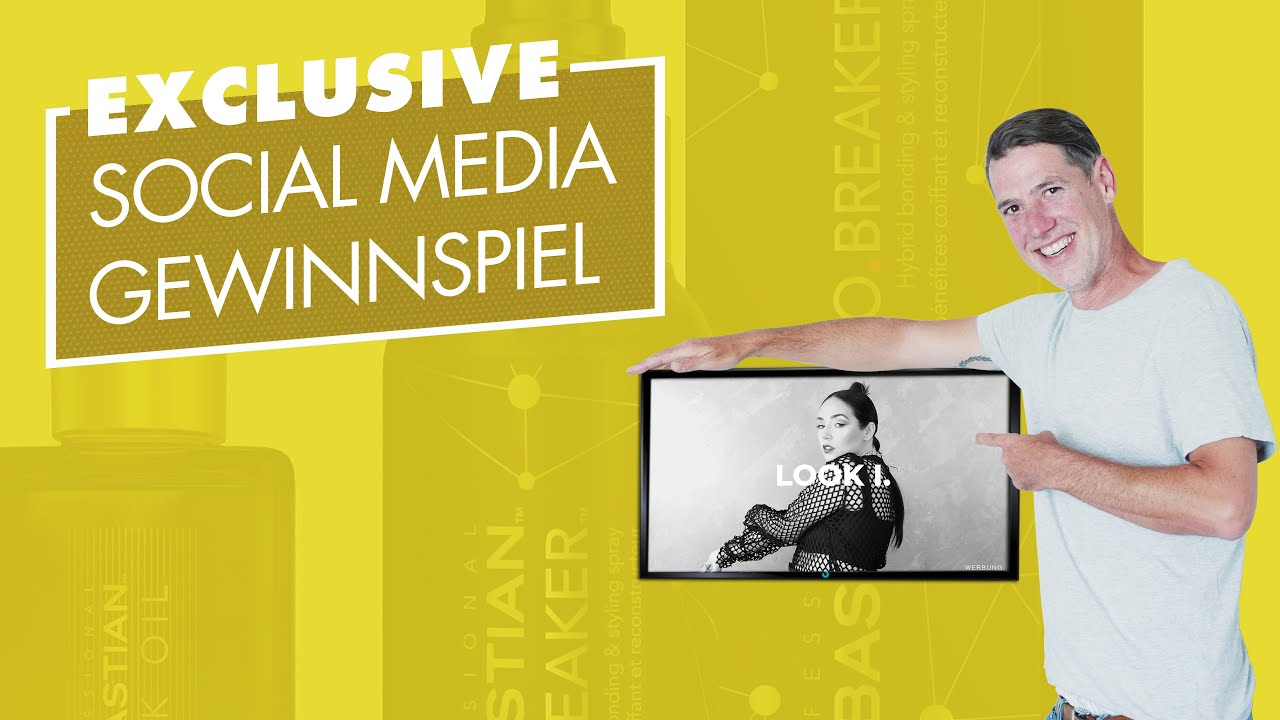 dfm Exclusive I Social Media Gewinnspiel