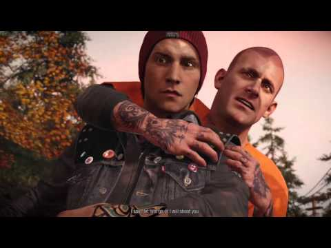 Smokey Bear|Infamous Second Son