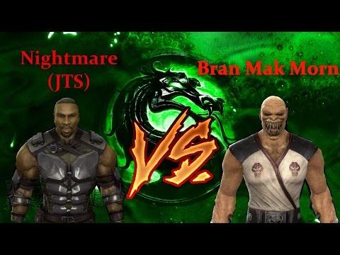 (MK9) Nightmare (JTS) Vs.  Bran Mak Morn