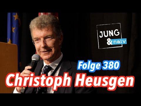 Deutschlands UN-Botschafter, Christoph Heusgen - Jung & Naiv: Folge 380