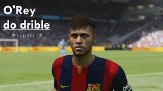 FIFA 15: Neymar jr Goal and Skills |Fifa Remake| HD
