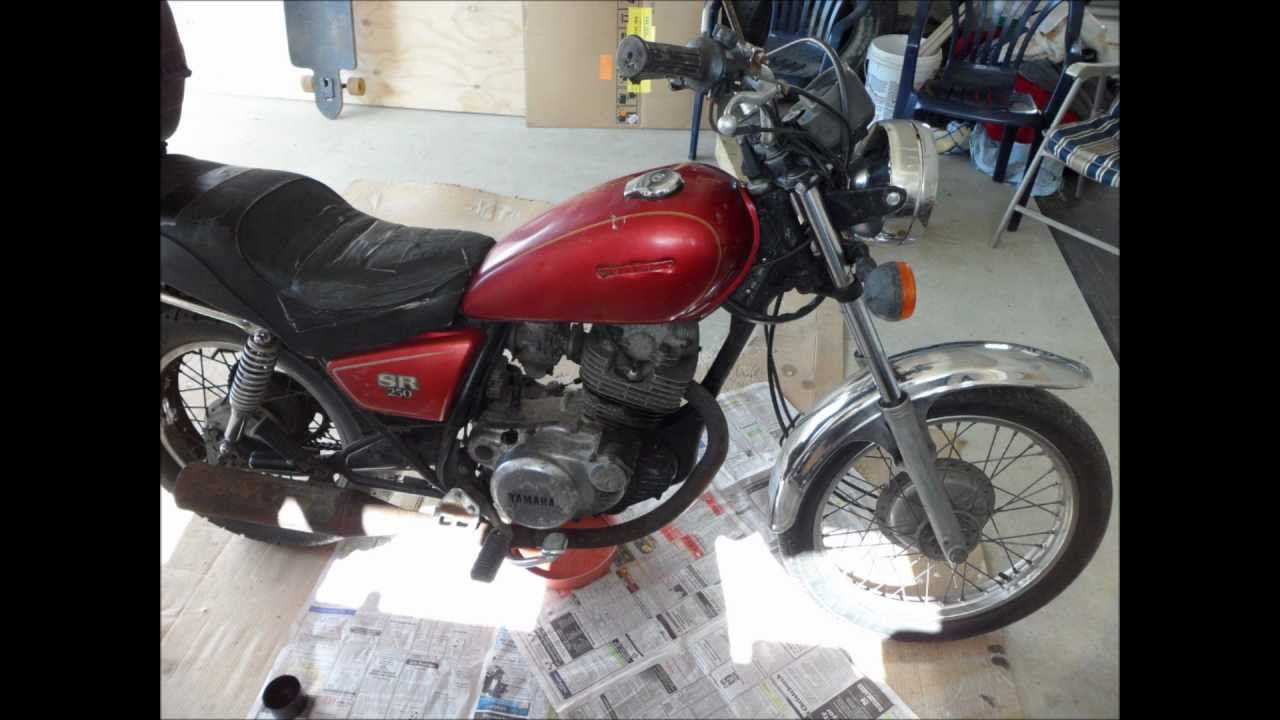 SOLVED: Need wiring diagram for 1980-1982 yamaha-sr250 - Fixya on