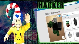 How to Have Hacker Skin In Roblox 2019