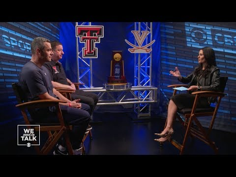 Tony Bennett and Chris Beard sit down with Tracy Wolfson | We Need to Talk