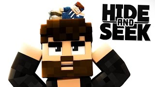 VERSTECKT IN APOREDS KOPF! | Minecraft Hide and Seek