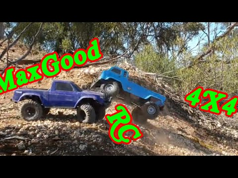 RC 4X4 FUNNY TRUCK EXPENSIVE VS CHEAP