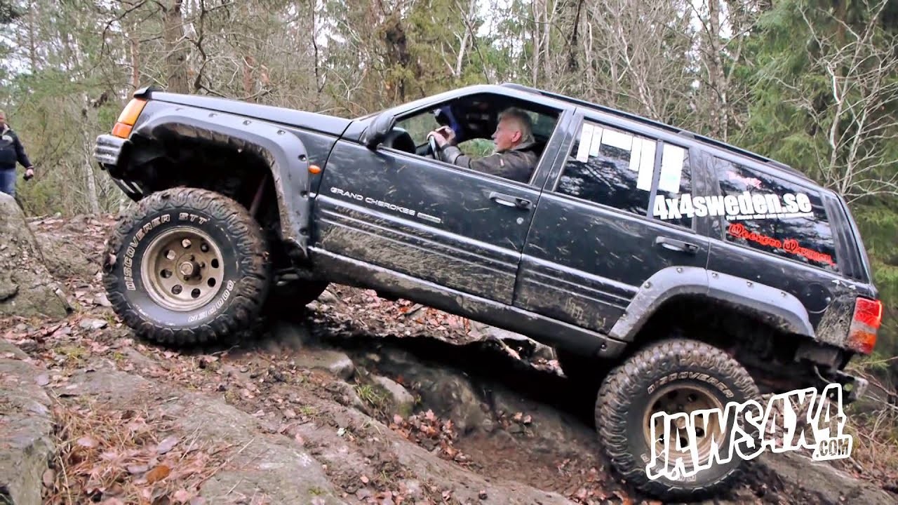 jeep grand cherokee off road hill climb 2014 youtube. Black Bedroom Furniture Sets. Home Design Ideas