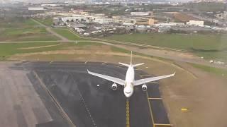 ルフトハンザドイツ航空フランクフルト発1166便 リスボン国際空港到着 A321
