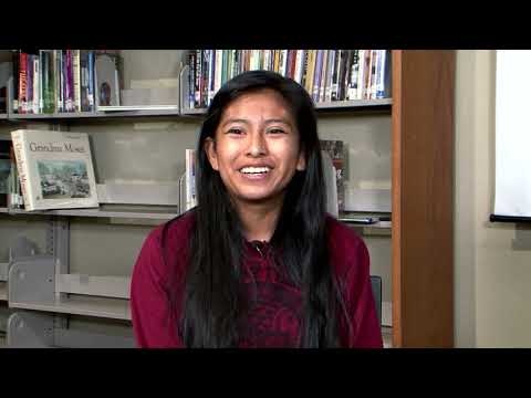 Student Spotlight - Darling Michelle Perez