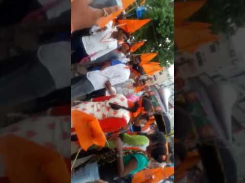 Jamshedpur workers college Ke ABVP Ke karyakarta