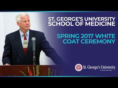 Spring 2017 School of Medicine White Coat Ceremony