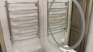 Электрический полотенцесушитель больше минусов чем плюсов Обзор