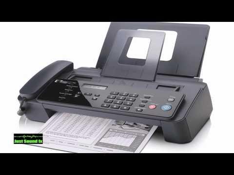 fax sound