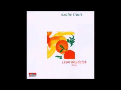 Leon Koudelak - Exotic Fruits (Czech Guitar Full Album)