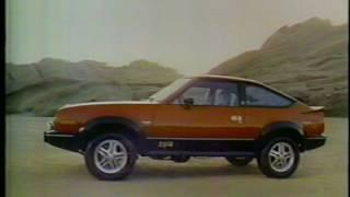 AMC Eagle SX4 Commercial 1979