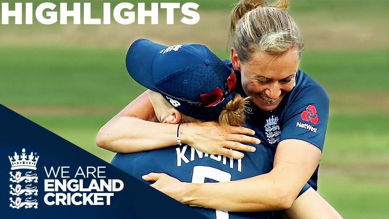 Devine Earns Consolation Win as England Take Series   England Women v New Zealand 2018 - Highlights