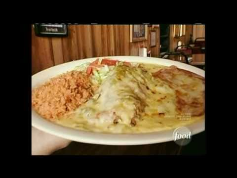 KiKi's Mexican Restaurant In El Paso on The Food Network - Best Thing I Ever Ate - Close To Home