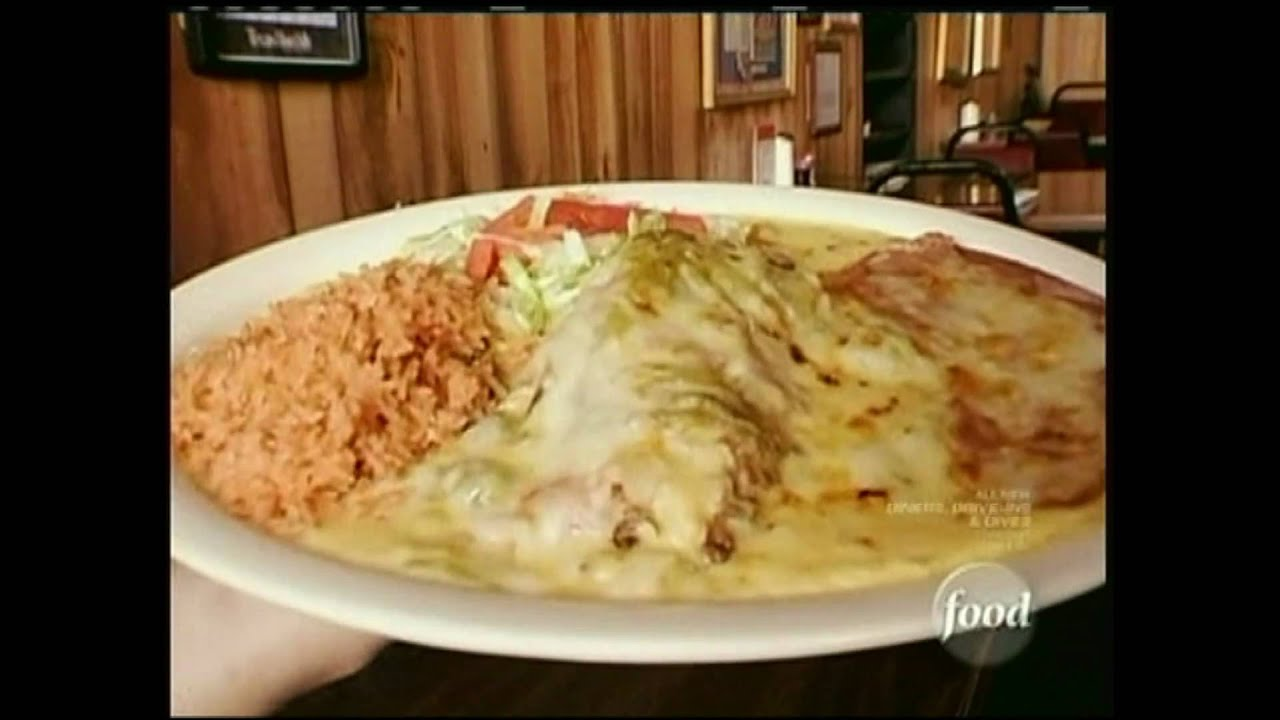 Kiki S Mexican Restaurant In El Paso On The Food Network Best Thing I Ever Ate Close To Home You