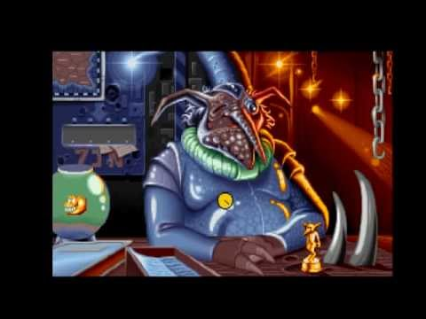 Amiga CD32 - Diggers OST - Zargon Mineral Trading Centre