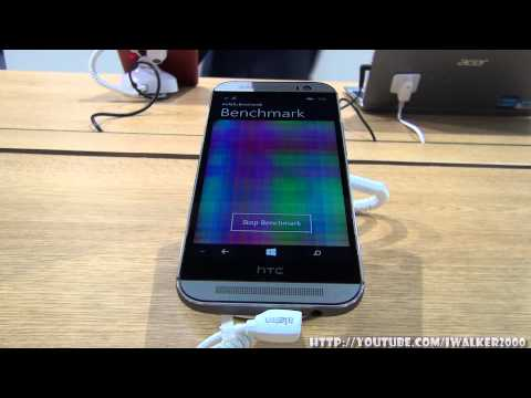 ГаджеТы:обзор топового смартфона HTC One M8 for Windows Phone на Microsoft TechEd