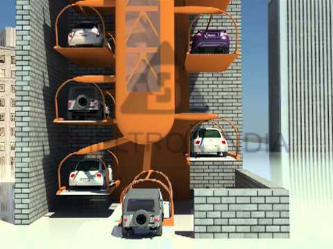 Vertical Car Parking System Pdf