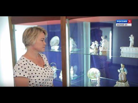 Экспонат – Фарфоровая комната