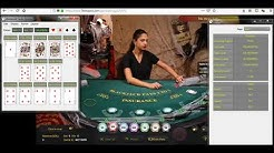 First show of my Blackjack software - Professional gambling