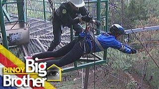 PBB 7 Day 116: Teen Housemates, dumaan sa Tree Drop challenge