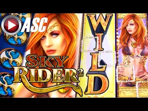 Sky Rider: Silver Treasures Slot Machine - Play for Free Now