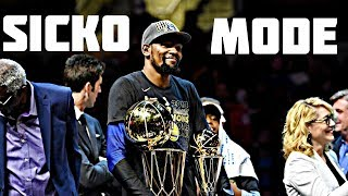 """Kevin Durant - """"Sicko Mode"""" (2018)"""