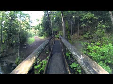 Mountain Biking Lewis Creek CA