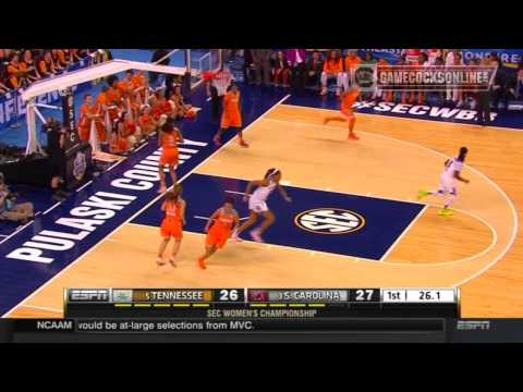 Highlights: SEC Championship Game - South Carolina vs. Tennessee - Women's Basketball
