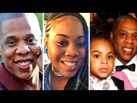 Jay Z's Alleged Oldest Daughter La'Teasha Macer Speaks Out
